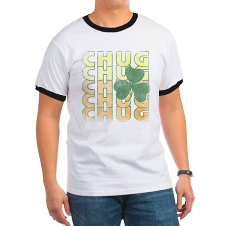 Irish Chug Ringer T