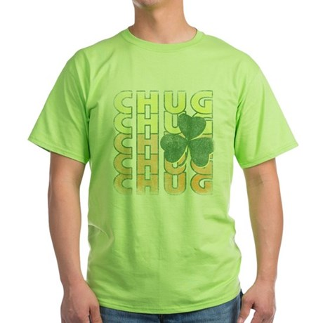 Irish Chug Green T-Shirt