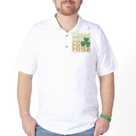 Irish Chug Golf Shirt