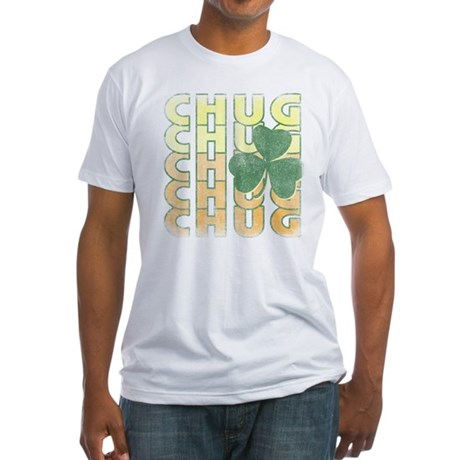 Irish Chug Fitted T-Shirt