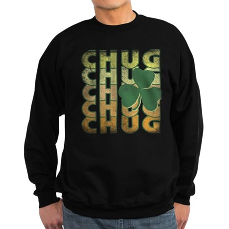 Irish Chug Dark Sweatshirt