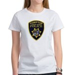 Compton College PD Women's T-Shirt