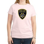 Compton College PD Women's Light T-Shirt