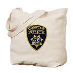 Compton College PD Tote Bag
