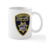 Compton College PD Mug
