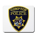 Compton College PD Mousepad
