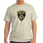 Compton College PD Light T-Shirt
