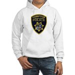 Compton College PD Hooded Sweatshirt