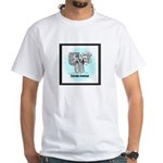 Estonians White T-Shirt