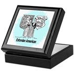 Estonians Keepsake Box