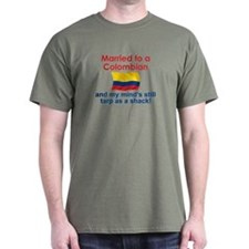 Married to a Colombian T-Shirt