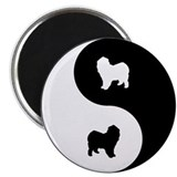 Yin Yang OES Magnet