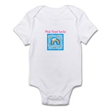 Alyssa's Pink Floyd Rocks Infant Bodysuit