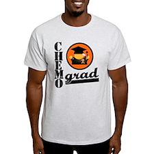 Chemo Grad KidneyCancer T-Shirt