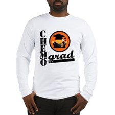 Chemo Grad KidneyCancer Long Sleeve T-Shirt