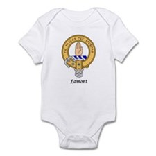 Funny Lamont Infant Bodysuit