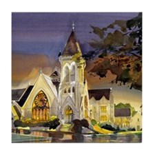 South Highland Presbyterian Tile Coaster