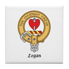Logan Tile Coaster