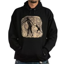 Mother & Child-stone Hoodie