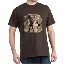 Mother & Child-stone T-Shirt