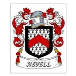 Revell Coat of Arms Small Poster