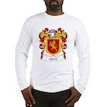 Rhys Coat of Arms Long Sleeve T-Shirt