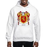 Rhys Coat of Arms Hooded Sweatshirt