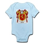 Rhys Coat of Arms Infant Creeper