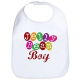 Jelly Bean Boy Bib
