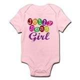 Jelly Bean Girl Infant Bodysuit