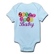 Jelly Bean Baby Onesie