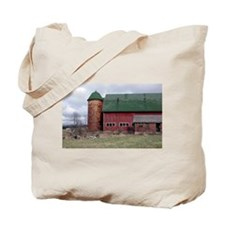 Country Barn Tote Bag