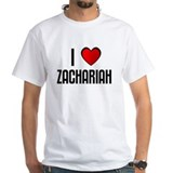 Unique I love zachariah Shirt