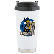Crusaders Baseball Ceramic Travel Mug
