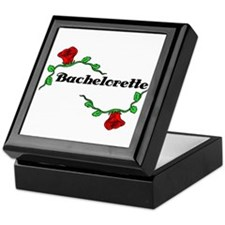 Bachelorette Keepsake Box