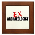 EX Archaeologist Framed Tile