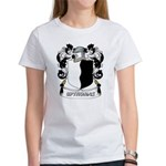 Upthomas Coat of Arms Women's T-Shirt