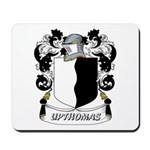 Upthomas Coat of Arms Mousepad