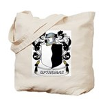 Upthomas Coat of Arms Tote Bag