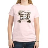"Twilight Shirt-The ""Bella"" Hybrid Truck T-Shirt"