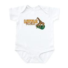 Little Brother Giraffe Infant Bodysuit