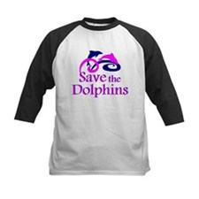 Save the Dolphins Tee