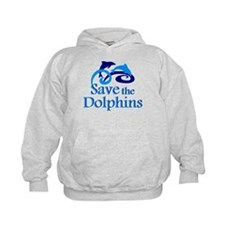 Save the Dolphins Hoodie