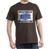 snohomish washington - been there, done that T-Shirt