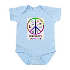 Celebrate Diversity Infant Creeper