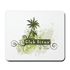 Club Gitmo Mousepad