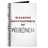 Walking Encyclopedia Journal