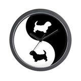 Yin Yang Glen Wall Clock