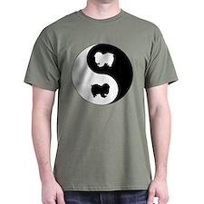 Yin Yang Chin T-Shirt