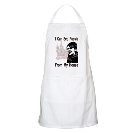 Russia From My House! BBQ Apron